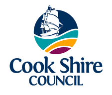Cook Shire Council logo