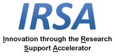 IRSA - University of Leicester logo