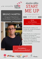 Start Me Up / Bruno Martin