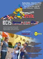 BCIS American Fair & Summit Plummet 5K & 1K Fun Run...