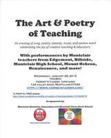 The Art & Poetry of Teaching