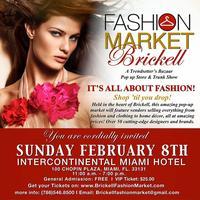 Brickell Fashion Market, A Trendsetter's Bazaar