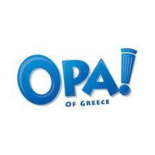 OPA! Souvlaki Franchise Group logo