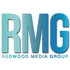 Redwood Media Group  logo