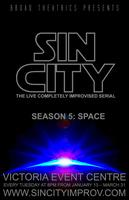 Sin City Space Punch Card