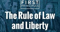 The Rule of Law and Liberty (Bartlesville) details TBA