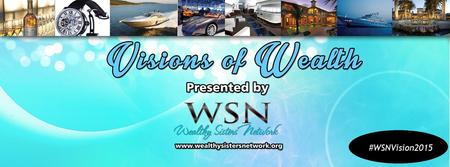 Wealthy Sisters Network Vision of Wealth Mixer