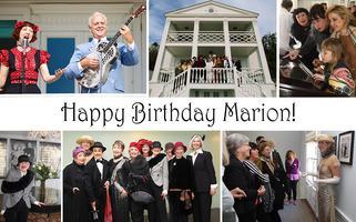 Happy Birthday Marion!