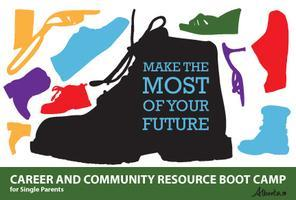 CAREER AND COMMUNITY RESOURCE BOOT CAMP for Single...