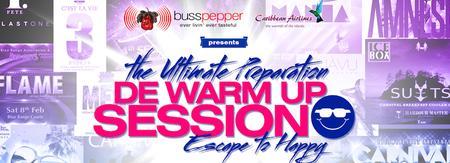 De Warm-up Session 2015