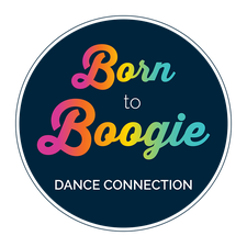 Born to Boogie Dance Connection logo