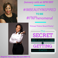 #ImBeautyInspired to Be #FNPhenomenal Virtual Vision...