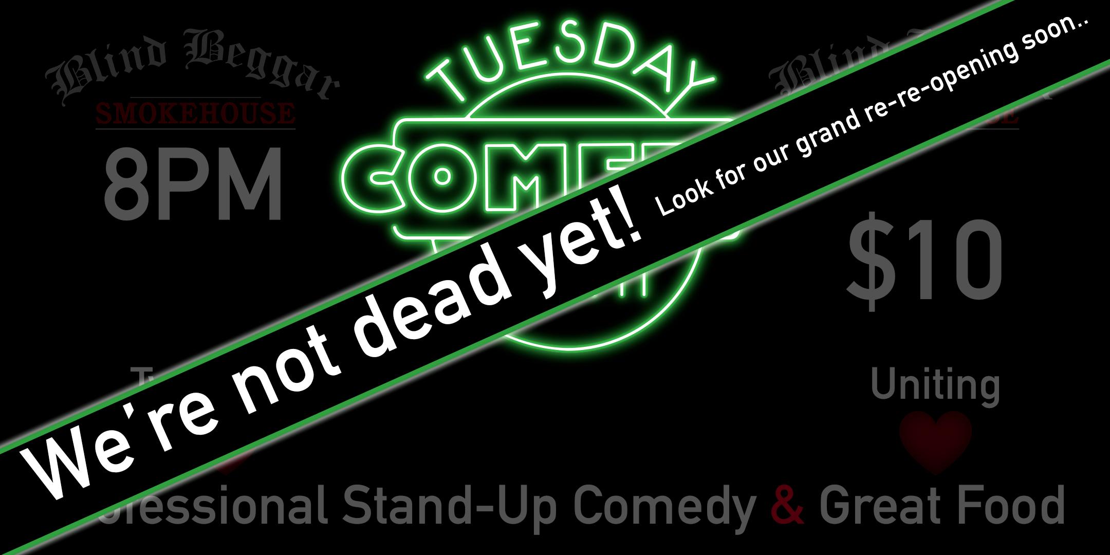 Comedy Tuesday Night