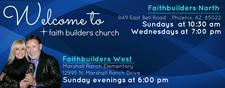 Faith Builders Church  logo
