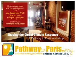 Shaping the Global Climate Response