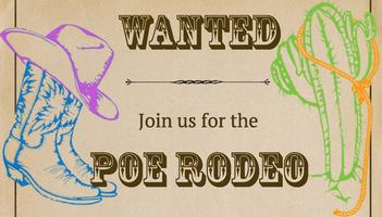 Poe Rodeo: Cocktail Fundraiser