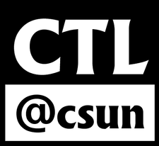 The CSUN Center for Teaching and Learning logo