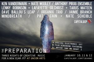 The Preparation: Three Nights of Creative Music //...