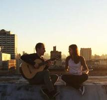 Guitarist Damien Kelly and Flutist Jessica Lipstone