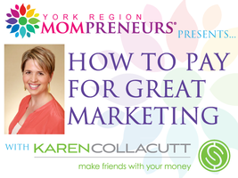 Lunch, Learn & Network ~ How to Pay for GREAT...
