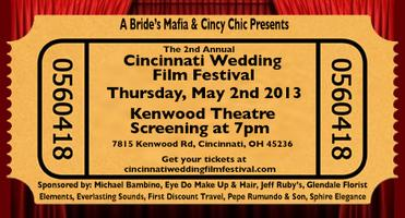 2013 Cincinnati Wedding Film Festival