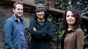 Lucía Pulido Trio w/ Sebastian Cruz & Stomu Takeish