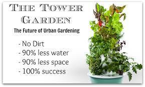 Tower Garden Party