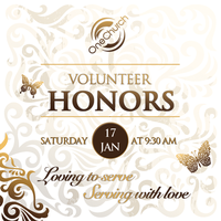 2014 Volunteer Honors (By Invitation Only)