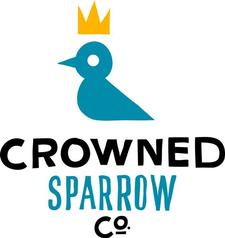 Crowned Sparrow Co. logo