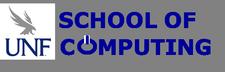 School of Computing, University of North Florida logo