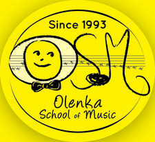 The Olenka School of Music & the Arts logo