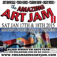 The Amazing Art Jam 2