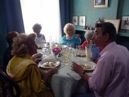 "Screening of ""Mid-August Lunch"", by Gianni Di Gregorio"