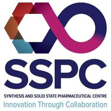 Synthesis and Solid State Pharmaceutical Centre (SSPC) logo