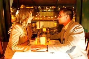 Romantic Valentine's Day with Dinner & Cruise or Wine...