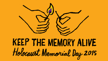 Holocaust Memorial Day: Keep the Memory Alive