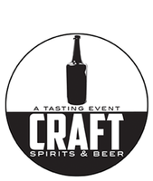 CRAFT: Spirits & Beer – A Tasting Event – 2015