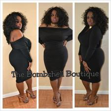 The Bombshell Boutique logo