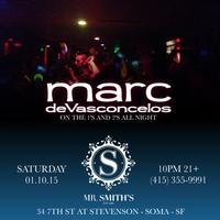Saturday Night 1/10 at Mr. Smith's