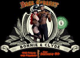 BASS CABARET: Bonnie & Clyde at 1015 FOLSOM