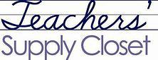 Teachers' Supply Closet logo
