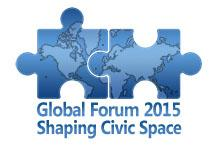 ICNL Global Forum 2015: Shaping Civic Space