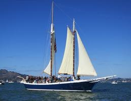 Saturday Local History Sail - Autumn 2015