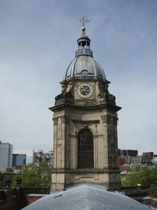 Birmingham Cathedral logo