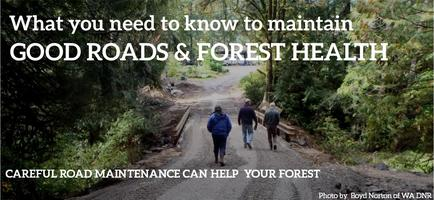 Good Roads and Forest Health