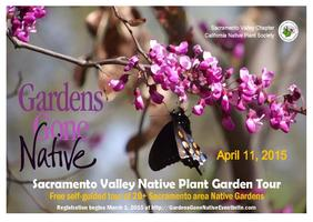 Gardens Gone Native Tour 2015