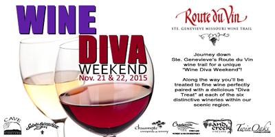 Wine Diva Weekend 2015 @ Route Du Vin Wine Trail