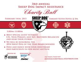 Sheep Dog Impact Assistance's 3rd Annual Charity Ball