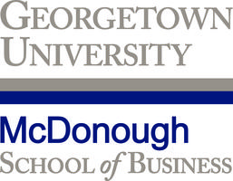 Launch of Georgetown McDonough Global Business Initiati...