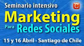 Seminario de Marketing Digital para Redes Sociales -...